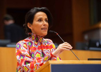 Chrysoula Zacharopoulou, MEP Renew Europe Group