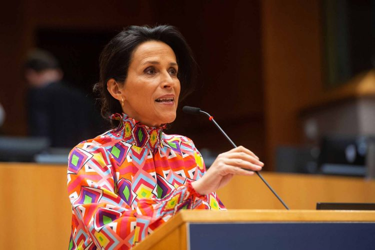 Chrysoula Zacharopoulou, MEP Renew Europe Group