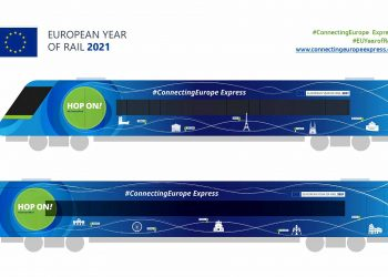 #EUYearofRail Hop on the Connecting Europe Express