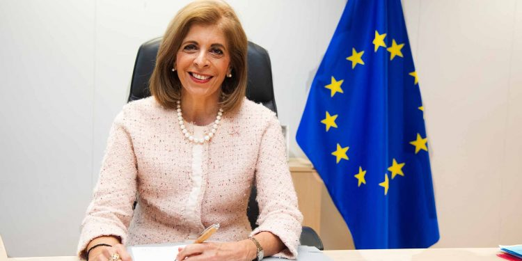 Stella Kyriakides, European Commissioner for Health and Food Safety