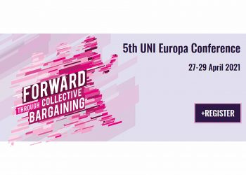#UNIeuropaFWD UNI EUROPA Conference