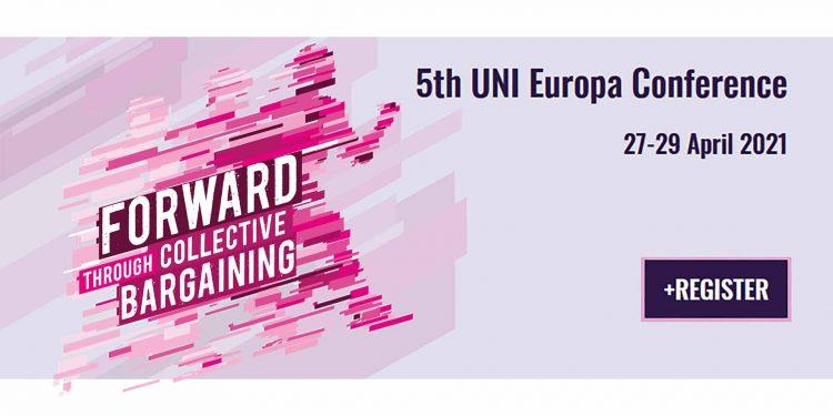 #UNIeuropaFWD UNI EUROPA Conference