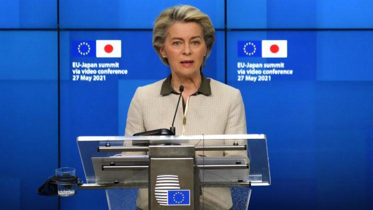 Ursula von der Leyen President of the European Commission