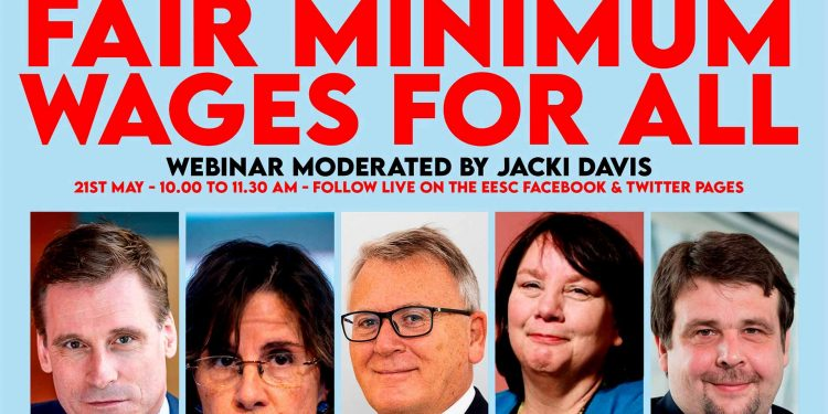 It's time for fair and adequate #EUMinimumWages