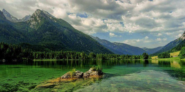 Hintersee Lake of Ramsau