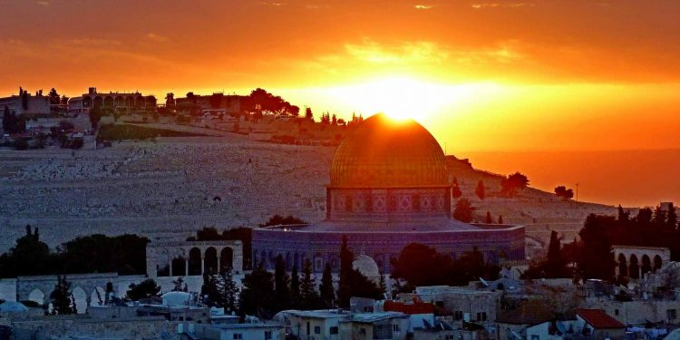 Temple Mount Haram al-Sharif Jerusalem Israel