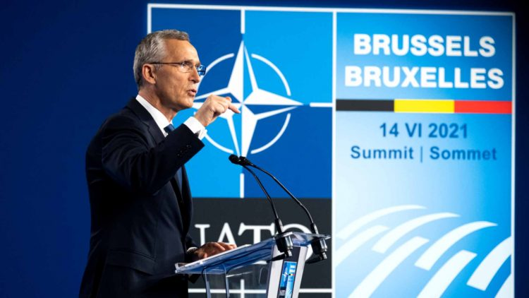 Press conference by NATO Secretary General Jens Stoltenberg following the NATO Summit in Brussels